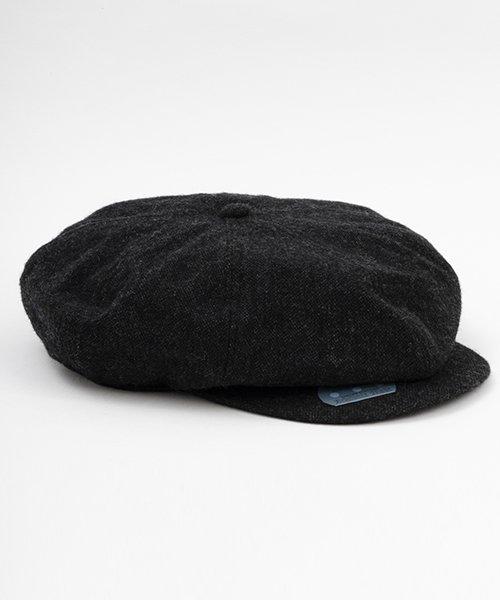 RAGTIME PEAKY HAT WOOL MIX