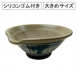 民芸すり鉢 5〜8号 はけ目柄