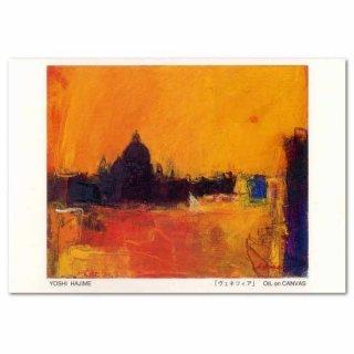 YOSHI HAJIME「ヴェネツィア」OIL on CANVAS