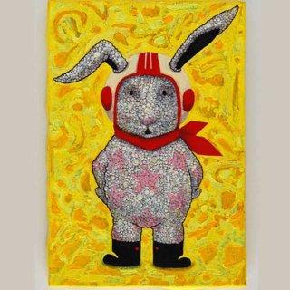 高野 学 moon and rabbit(2020年最新図録が付いています)