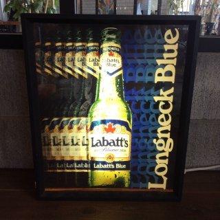 ヴィンテージ Labatt'sライトサイン