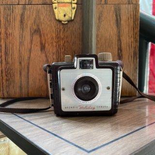 Kodak ブローニーホリデー ボックスカメラ