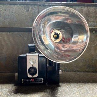 Kodak ブローニーホークアイ ボックスカメラ