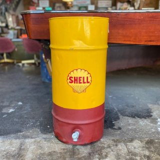 SHELL ヴィンテージ缶