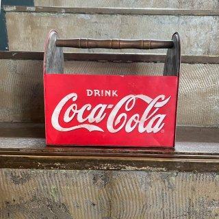 コカコーラ ハンドル付きケース