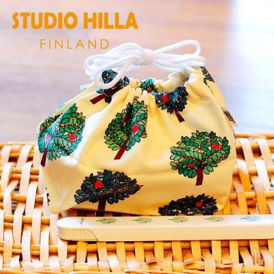STUDIO HILLA(スタジオヒッラ) ランチ巾着
