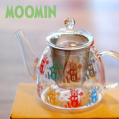 MOOMIN(ムーミン) NIGHTY NIGHT 耐熱ティーポット