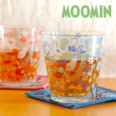 MOOMIN(ムーミン) テーパー ガラスタンブラー