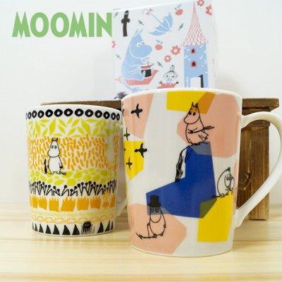MOOMIN(ムーミン) シェイプス&ボタニス マグカップ 北欧おしゃれ&かわいいマグカップ