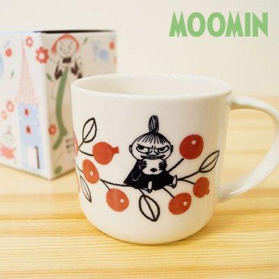MOOMIN(ムーミン) バレーマグカップ(ベリー) 北欧おしゃれ&かわいいマグカップ