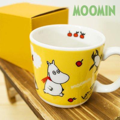 MOOMIN(ムーミン) コドモマグカップ 北欧おしゃれ&かわいいマグカップ