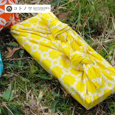 コトノワ風呂敷 コトノワ×ヴィータサロ ユホ 綿小風呂敷 Suvi(スヴィ)約50cm