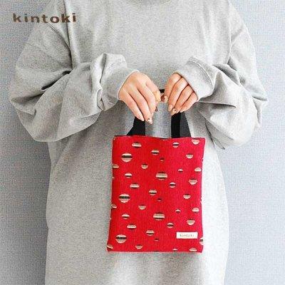 kintoki(キントキ) ドット柄 ミニバッグ レディース 小物入れ