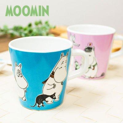MOOMIN(ムーミン) プティジュールパリ メラミン マグカップ 北欧おしゃれ&かわいいメラミンマグ