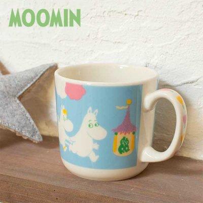 MOOMIN(ムーミン) 子供マグカップ 北欧おしゃれ&かわいいマグカップ