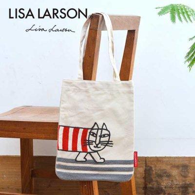 LISA LARSON(リサラーソン) ウォークイン マイキー トートバッグ 北欧おしゃれ&かわいいトートバッグ