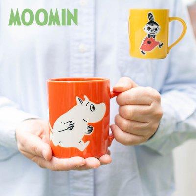 MOOMIN(ムーミン) 撥水マグカップ 300ml ムーミンやリトルミイのマグカップ