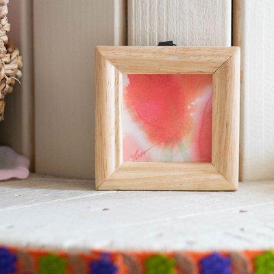cHiYako(チヤコ) 小さめサイズのお洒落な壁掛け出来る水彩画 小さめのサイズの水彩画