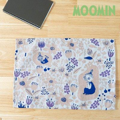 MOOMIN(ムーミン) ブリス ゴブラン織りランチョンマット 高級感のあるテーブルマット