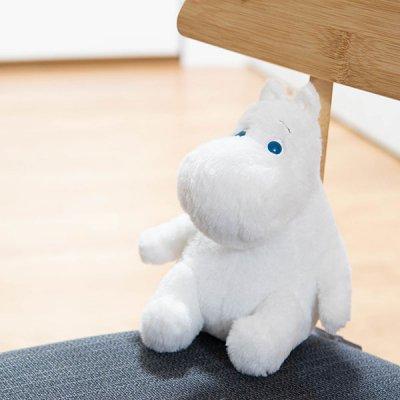 MOOMIN(ムーミン) マショマロムーミンのぬいぐるみ 座り姿が可愛い肌触りが良いムーミン