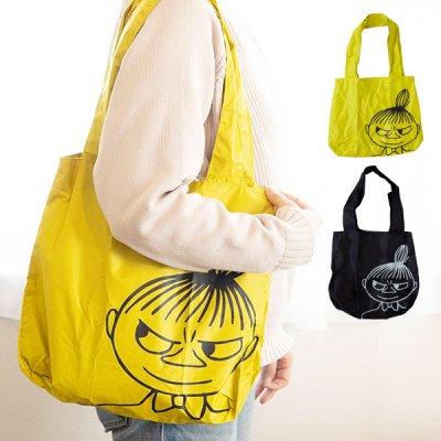 MOOMIN(ムーミン) リトルミイスモールエコバッグ コンパクトになるショッピングバッグ
