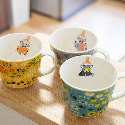 MOOMIN(ムーミン) ミニマグカップ(250ml) 電子レンジ対応のコーヒーカップサイズのコップ