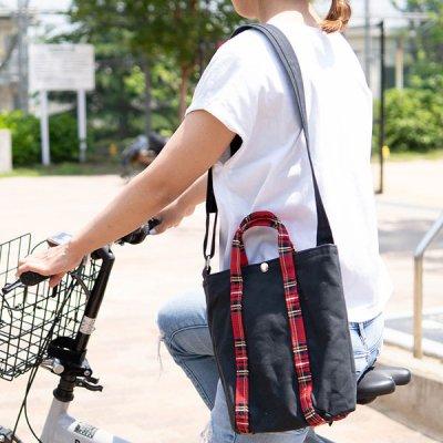 romiphoo 帆布 2WAYバッグ 帆布素材の丈夫なバッグ
