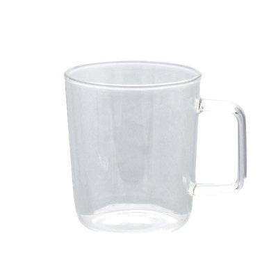 SMITH-BRINDLE 耐熱ガラスマグ シンプルで使いやすいガラスマグカップ ガラス 耐熱ガラス 耐熱 グラス コップ シンプル