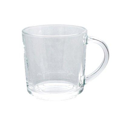 SMITH-BRINDLE ガラスマグ スマイル シンプルで使いやすいガラスマグカップ ガラス 耐熱ガラス 耐熱 グラス コップ シンプル