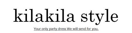 大人女子の韓国ファッション ワンピース パーティードレス - kilakila style -(キラキラスタイル)