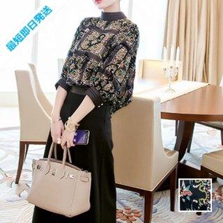 【即納】韓国 ファッション パンツ セットアップ パーティードレス 結婚式 お呼ばれドレス 夏 春 秋 パーティー ブライダル SPTX7230  エレガント シースルー ロ 二次会 セレブ きれいめ