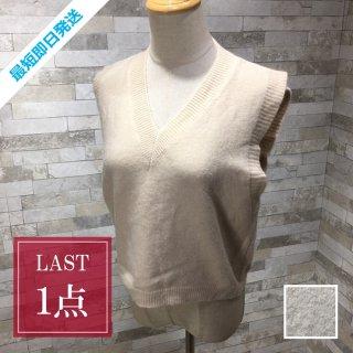 【即納】韓国 ファッション トップス ベスト ジレ 春 秋 冬 カジュアル SPTXI271  オーバーサイズ ゆったり リブニット 着回し オルチャン シンプル 定番 セレカジ