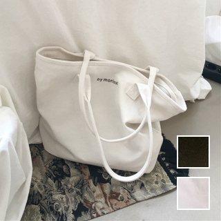 韓国 ファッション トートバッグ 春 夏 カジュアル PTXK189  布バッグ トート マザーズバッグ シンプル オルチャン シンプル 定番 セレカジ