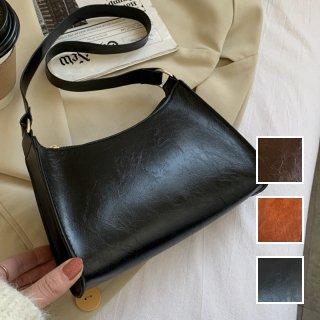 韓国 ファッション ショルダー ポシェット 春 夏 カジュアル PTXK181  表革風 シック ベーシック エレガント オルチャン シンプル 定番 セレカジ