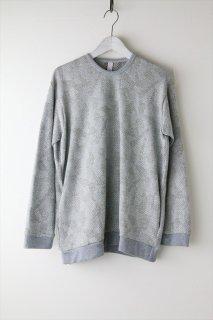 sneeuw<br />プリズムインレイプルオーバー<br />#Grey