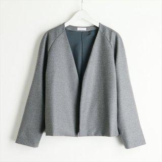souwa<br />ノーカラージャケット<br />#Grey