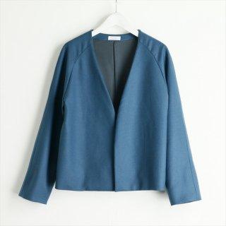 souwa<br />ノーカラージャケット<br />#Blue