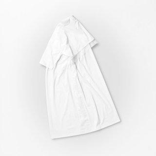 souwa - ケープバックワンピ<br />#White