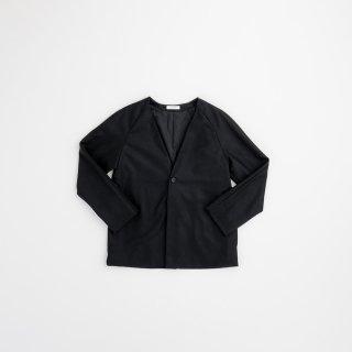 souwa - ウールノーカラージャケット<br /> 2color
