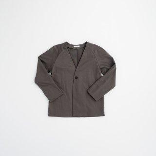 souwa - カツラギ ノーカラージャケット<br /> 2color