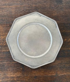 Octagon Ethane plate