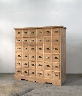 36 Drawers Cabinet