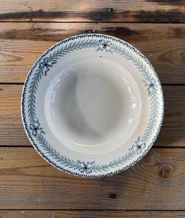 Choisy le Roi Ribbon Soup Plate