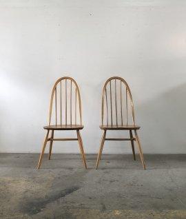 ERCOL Quaker Chair 2set