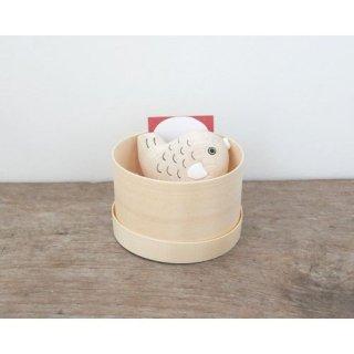 【T-Lab.】ENGIMON たい+わっぱ木箱セット
