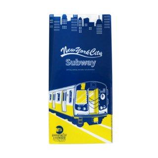 【Green Flash】MTA チケットホルダー  train
