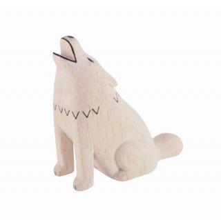 【T-Lab.】ぽれぽれ動物  オオカミ