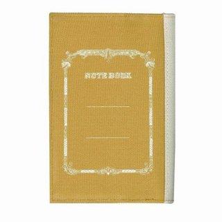 【エムプラン】ツバメ  X  CUBIX  ブックカバー  カラシ  (文庫本サイズ)