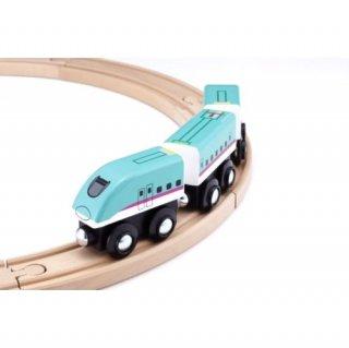 【ポポンデッタ 】moku TRAIN(モクトレイン)  E5系新幹線  はやぶさ