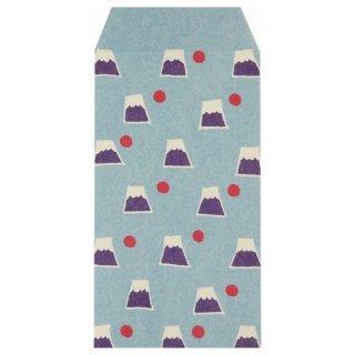 【フロンティア】 ふわり和紙  ぽち袋  富士山